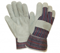 Перчатки W.G.спилковые 0115+