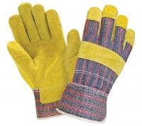 Перчатки W.G.спилковые 0115 ECO2 (CBSA)