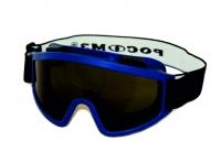 Очки защитные, закрытые с непрямой вентиляцией ЗН11 PANORAMA StrongGlass™ (6 РС) 21135