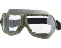 Очки защитные закрытые с прямой вентиляцией ЗП1 PATRIOT, 30110