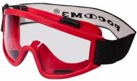 Защитные закрытые очки РОСОМЗ ЗН11 SUPER PANORAMA CA 21107 с непрямой вентиляцией