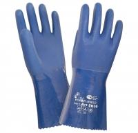 Перчатки W.G.  5К30-ВLK ПВХ летние