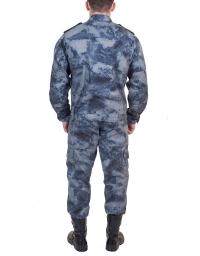 Костюм мужской, Атака, КМФ, (цвет: туман), МПА-05