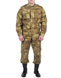 Костюм мужской, Атака, КМФ, (цвет: мох), МПА-05