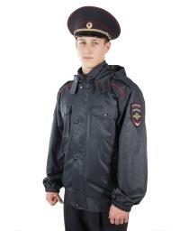 Куртка-ветровка ПОЛИЦИЯ