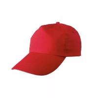 Бейсболка красная