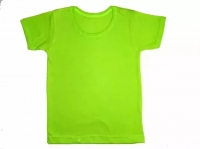 Футболка зеленая Бенетон