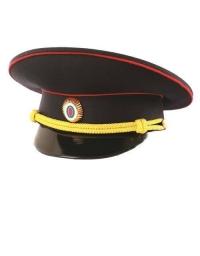 Фуражка полиции уставная укомплектованная