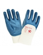 Перчатки нитриловые с тяжелым покрытием 0527