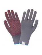 Перчатки W.G. нейлоновые с микроточкой ПВХ 7550 р.10
