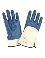 Перчатки W.G.нитриловые, (частичное покрытие), крага,9911
