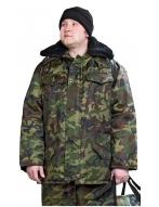 """Куртка """"Охранник"""" удлиненная Зеленый"""