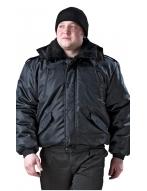 """Куртка """"Норд"""",черная (ткань Оксворд)"""