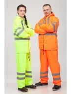 """Куртка влагозащитная """"Extra Vision WPL"""" оранж ПОД ЗАКАЗ ОТ 50 ШТ."""