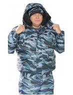 """Куртка """"Норд"""" серый камыш (ткань Оксворд)"""
