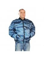 """Ветровка """"Пилот"""", КМФ серо-голубая"""
