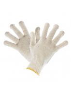 Перчатки х/б без ПВХ - 10-й класс 5 нитей