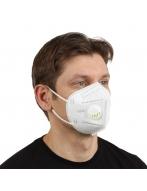 Респиратор KN95 маска FFP2 пятислойная